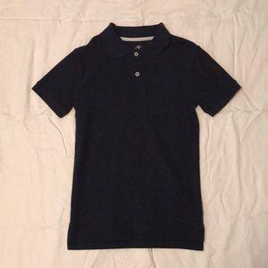 Boys polo style short sleeve shirt
